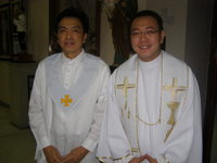 Special Ministers of Holy Communion